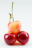 Bing cherries Stock Photo