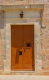 Bingemma Chapel Door Royalty Free Stock Photos