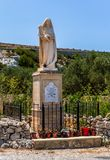 Bingemma Virgin Statue Stock Photography