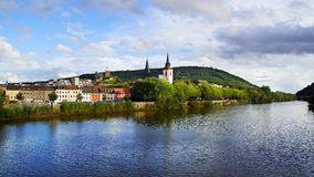 Bingen. Alemanha Imagem de Stock Royalty Free