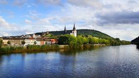 Bingen. La Germania Immagine Stock Libera da Diritti