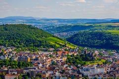 Bingen Rhin, Renania-Palatinado, Alemania Imagen de archivo