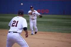 Binghamton Mets Reese Havens Royalty Free Stock Images