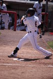 Binghamton Mets Reese Havens Stock Images
