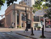 Binghamton, New York Royalty-vrije Stock Afbeelding