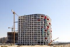 Binghatti budynek mieszkaniowy Obrazy Royalty Free
