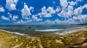 Bingin Beach - Bali Indonesia Stock Photography