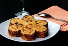 Bingka, Traditional potato pie Royalty Free Stock Photos