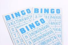 bingo 02 Arkivbild