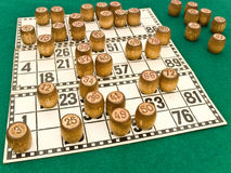 bingo Стоковые Изображения