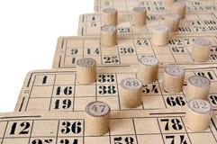 bingo Стоковое Фото