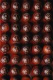 Bingo. Table  whith balls on white Royalty Free Stock Photo