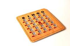 Bingo Imagens de Stock Royalty Free