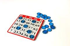 bingo Fotografia Stock