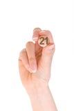 Bingo 21 Foto de archivo