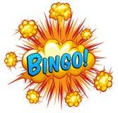 bingo Immagine Stock
