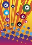Bingo stock illustration