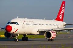 Bingo Airways. Royalty Free Stock Photos