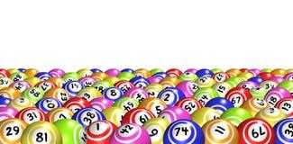 Bingo Background royalty free illustration