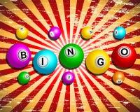 Bingo Background Stock Photos
