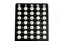 Bingo balls Royalty Free Stock Photo