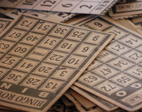 Bingo Bonanza Stock Photography