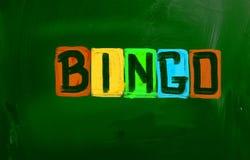 Bingo Concept Stock Image