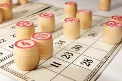 Bingo game Stock Images