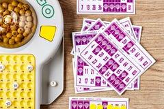 Free Bingo Game. Stock Images - 63550574