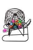 Bingo Game Cage Stock Images