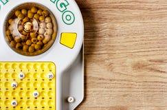 Bingo Game. stock images