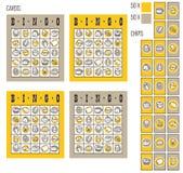 Bingo game. Stock Photos
