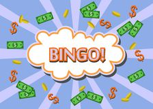 Bingo Royalty Free Stock Photos