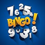 Bingo, Jackpot symbol Stock Images