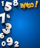 Bingo, najwyższa wygrana symbol royalty ilustracja