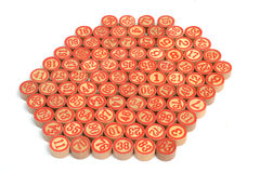 bingo numbers Stock Photo