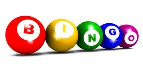 Bingo-test Photos libres de droits