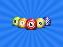 Bingo-test illustration libre de droits