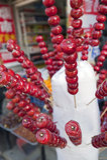 Bingtanghulu - Chinese snacks Royalty Free Stock Photography