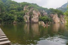 Bingyu Vally стоковые изображения rf