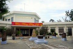 Binh Dinh Museum arkivbild