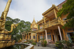 Binh Duong city Royalty Free Stock Images
