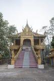 Binh Duong stad Arkivbild