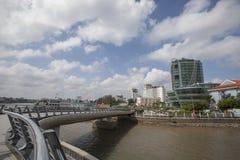 Binh Duong-Stadt Lizenzfreies Stockfoto