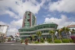 Binh Duong-Stadt Lizenzfreies Stockbild