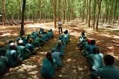 BINH PHUOC, VIETNAM 9 MAI Image libre de droits