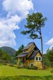 Binh An resort. At Dalat, Viet Nam Royalty Free Stock Photos