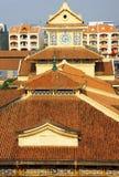 Binh Tay market, Ho chi minh city Stock Images