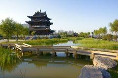 Binhe park Stock Image