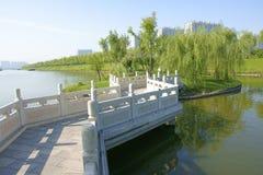 Binhe Park Royalty Free Stock Photography
